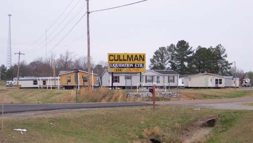 cullman liquidation center buy and sell used mobile homes